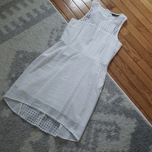 Banana Republic Eyelet Dress